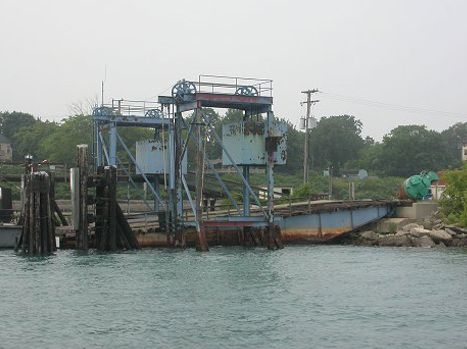CN Port Huron Car Ferry Operations